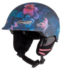 Шлем ROXY POWER POWDER J HLMT HAWAIIAN TROPIK_PARADISE PINK