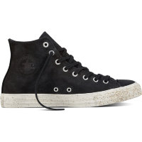 Кеды CONVERSE Chuck Taylor All Star LEATHER BLACK Hi