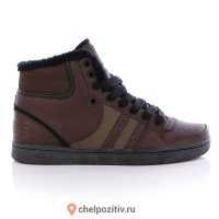 Кеды GLOBE Destroyer choco/blk fur