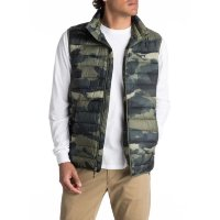 Жилет QUIKSILVER SCALYSLEEVELESS M JCKT FOUR LEAF CLOVER RESIN CAMO