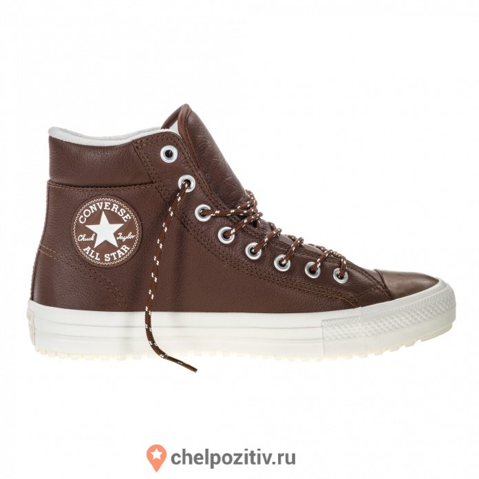 Кеды CONVERSE Chuck Taylor All Star Boot PC BROWN