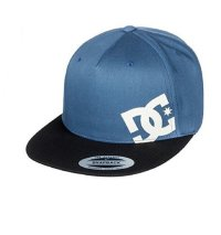 Кепка DC SHOES HEARD YA 2 HDWR BLUE MIRAGE
