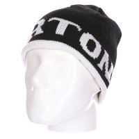 Шапка BURTON MNS BLLBRD HERITAGE OUT WHT TRUE BLACK/ST