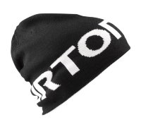 Шапка BURTON MNS BONZER BNIE OUT WHT TRUE BLACK/ST