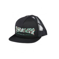 Кепка THRASHER ROSE MESH HAT Black