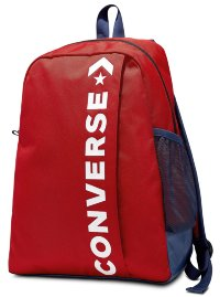 Рюкзак CONVERSE Speed Backpack 2.0 ENAMEL RED/NAVY/BLACK КРАСНЫЙ