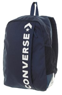 Рюкзак CONVERSE Speed Backpack 2.0 NAVY/WHITE СИНИЙ