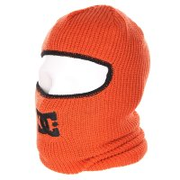 Балаклава DC SHOES FACEMASK M NKWR ORANGE
