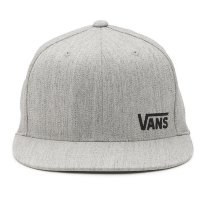 Кепка VANS MN SPLITZ Heather Grey
