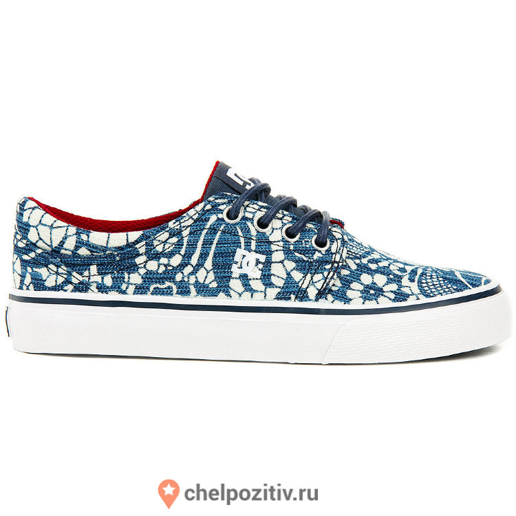 Кеды DC SHOES TRASE TX SE J DENIM