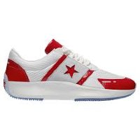 Кроссовки CONVERSE RUN STAR OX VINTAGE WHITE/RED CREAM